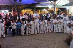 9ª Semana da Arte (Apresentação de Capoeira)