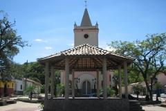 Praça Matriz e Paróquia Nossa Sra. da Conceição