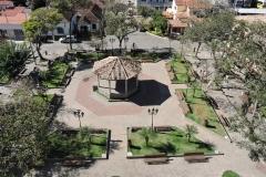 Praça Matriz (Vista aérea)